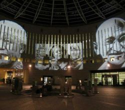 Gobo Projekce Projection175 Outdoor Venkovni