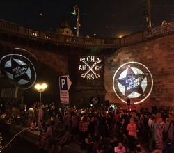 Gobo Projekce Projection27 Outdoor Venkovni