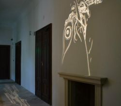 Gobo Projekce Projection52 Expozice Museum