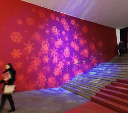 Gobo Projekce Projection7 Decoration Snowflakes
